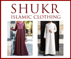 Islamic Clothing and Fashion Products
