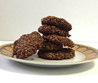 Gluten Free Power Cookies