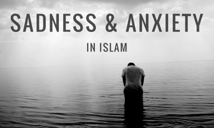 EP 18: Sadness, Anxiety & Islam (feat. Hafsa)