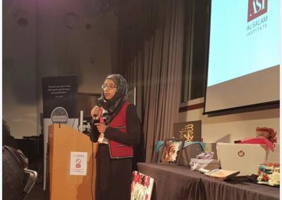 Zara Mohammed Charity Week