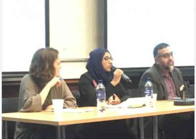 Zara Mohammed Islamophobia