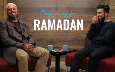 EP 24: Preparing for Ramadan – feat. Shaykh Amer Jamil