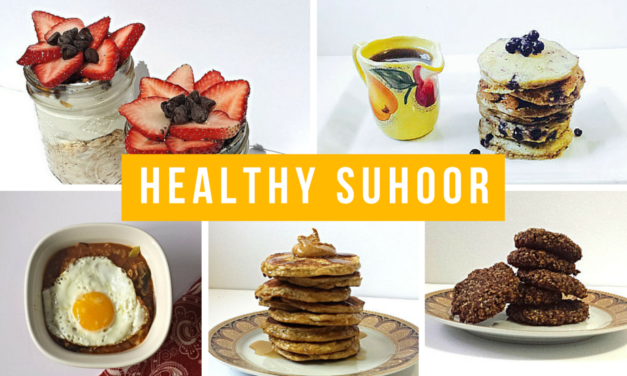 5 Healthy Suhoor Recipes You Need To Try This Ramadan