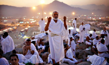 The Day of Arafah: An Easy 10-Step Schedule for Maximum Rewards