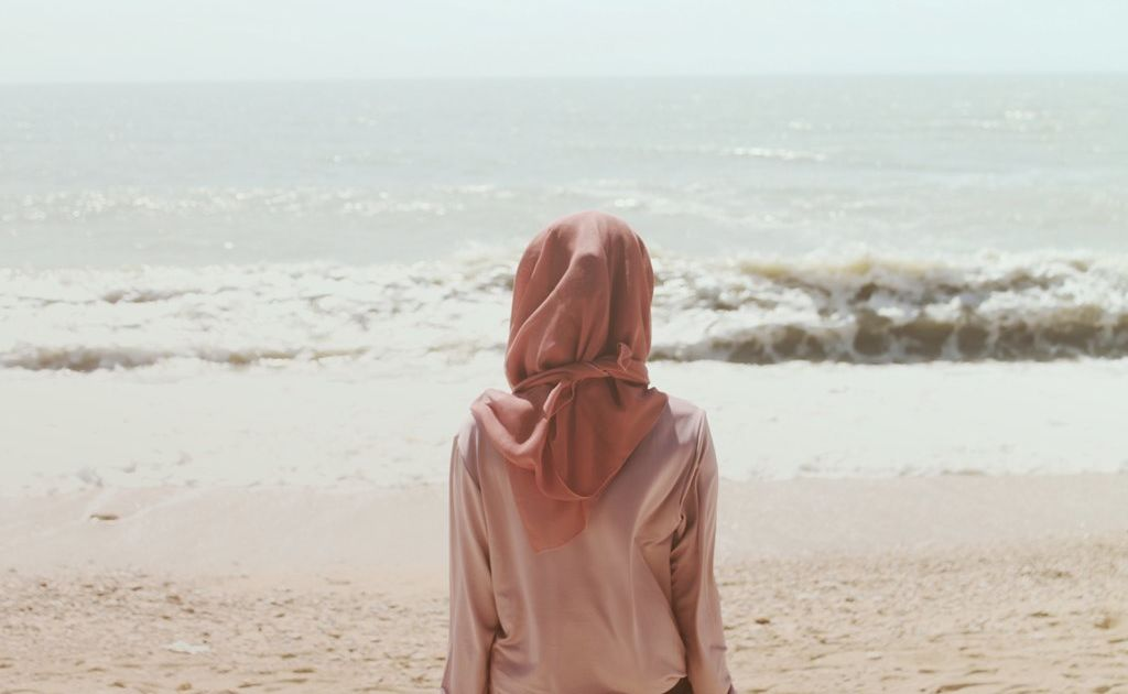 Muslim Girl Hijab Lonely Closeness To Allah - Deenspiration-4424