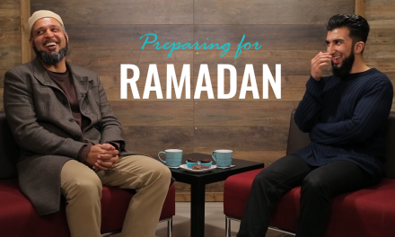 EP 24: Preparing for Ramadan – feat. Shaykh Amer Jamil