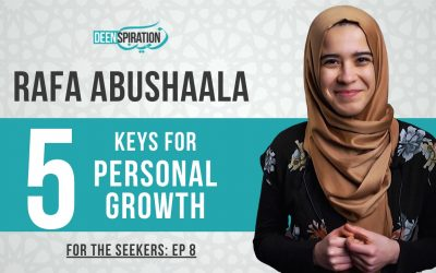5 Keys for Personal Growth & Success – Rafa Abushaala