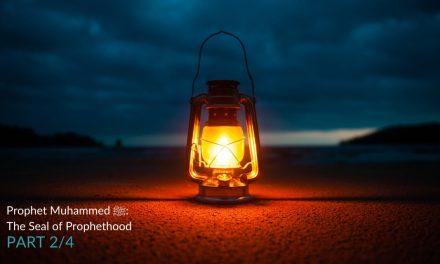 On Dark Days: The Illuminating Lamp