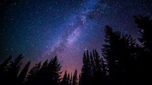 ramadan night sky