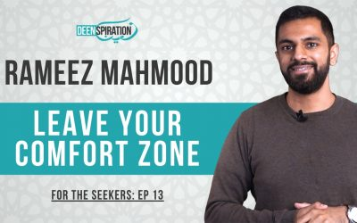 How to Become a Strong, Confident Muslim Student – Rameez Mahmood