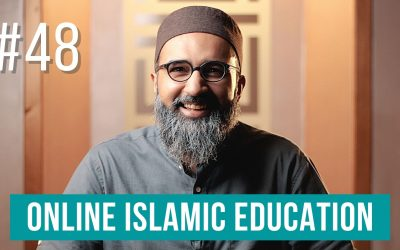 EP 48: How to Access Authentic Islamic Knowledge in a Digital Age – Shaykh Ruzwan Mohammed